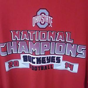 NWT 2014 Ohio State Buckeyes T shirt